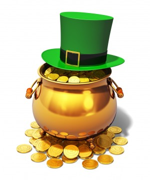What's better than a pot of gold?  The ability to make  MORE GOLD!  If you want the ability  to generate more leads,  more clients and customers  — MORE GOLD — keep reading …